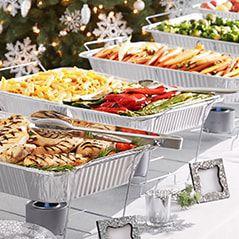 Christmas Serveware: Platters, Bowls, Utensils & More