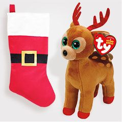 Christmas Stockings, Stuffers & Party Favors