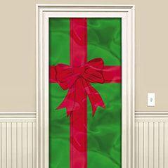 Christmas Window & Door Decorations