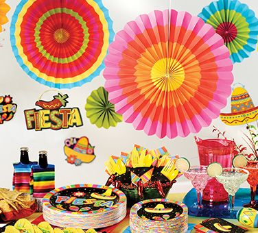 Cinco de Mayo Party Supplies
