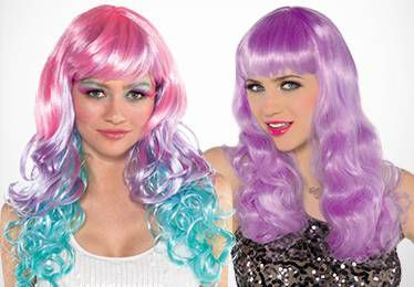 Fashion Color Wigs