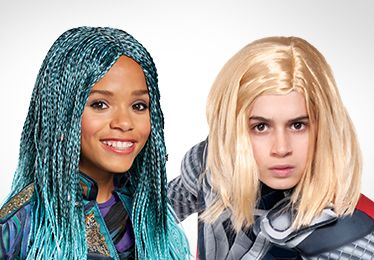 Wigs for Girls & Boys