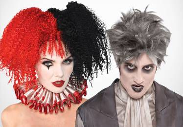 Gothic & Horror Wigs