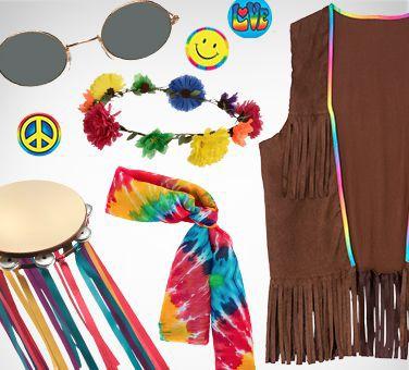1960s Costume Accessories