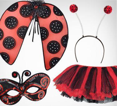 Ladybug Accessories