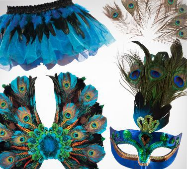 Peacock Accessories