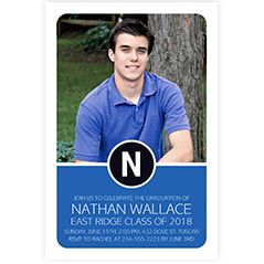 Shop for Graduation Invitations by School Color