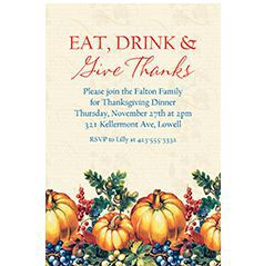 Holiday Parties Party Invitations