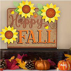 Fall Home Décor
