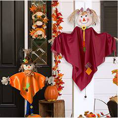 Outdoor Fall Décor