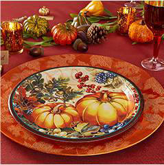 Fall Tableware