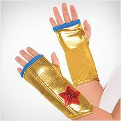 Girls' Gloves, Arm Warmers