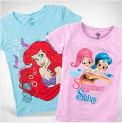 Girls' T-Shirts