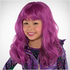 Girls' Costume Wigs