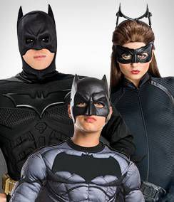 Batman Group Costumes