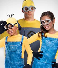 Despicable Me Group Costumes