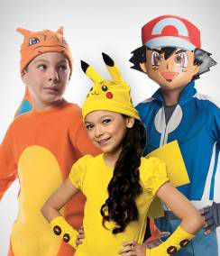 Pokemon Group Costumes