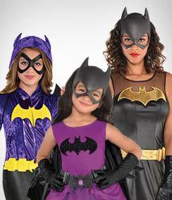 Batgirl Group Costumes