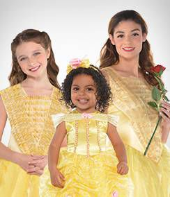 Belle Group Costumes