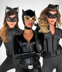Catwoman Group Costumes