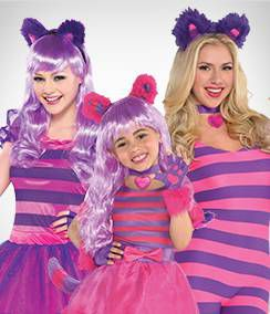 Chesire Cat Group Costumes
