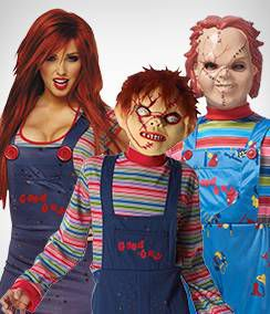 Chucky Group Costumes