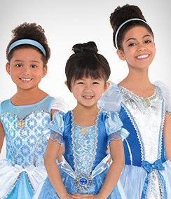 Cinderella Group Costumes
