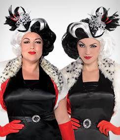 Cruella De Vil Group Costumes