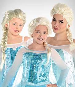Elsa Group Costumes