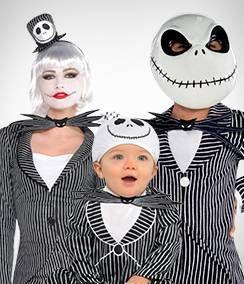 Jack Skellington Group Costumes