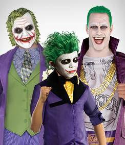 Joker Group Costumes