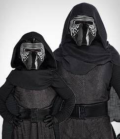 Kylo Ren Group Costumes