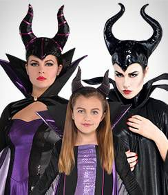 Maleficent Group Costumes