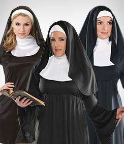 Nun Group Costumes
