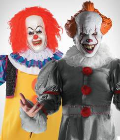 Pennywise Group Costumes