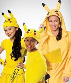 PikachuGroup Costumes