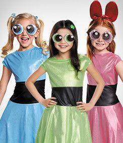 Powerpuff GirlsGroup Costumes