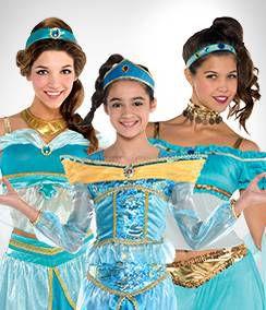 Princess JasmineGroup Costumes