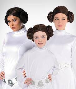 Princess Leia Group Costumes