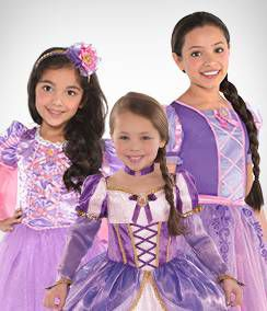 Rapunzel Group Costumes