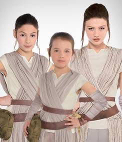 Rey Group Costumes