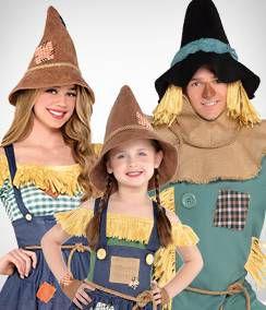 ScarecrowGroup Costumes