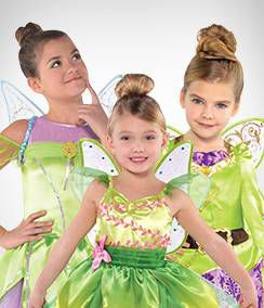 Tinkerbell Group Costumes
