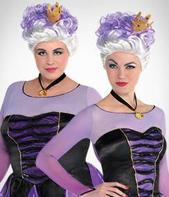 Ursula Group Costumes