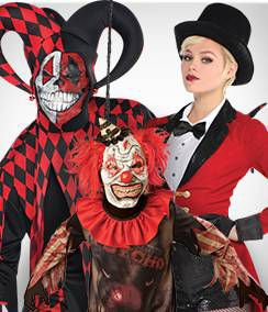 Circus Group Costumes