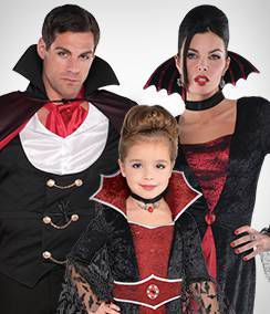 Vampire Group Costumes