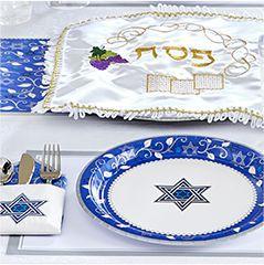 Hanukkah Tableware