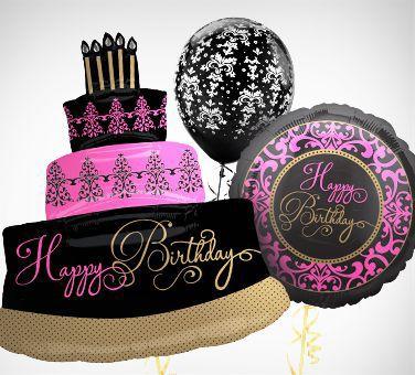 milestone adult birthday party ideas