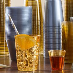 Drinkware: Glasses, Flutes & More