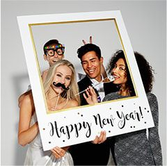 New Year's Eve Photobooth